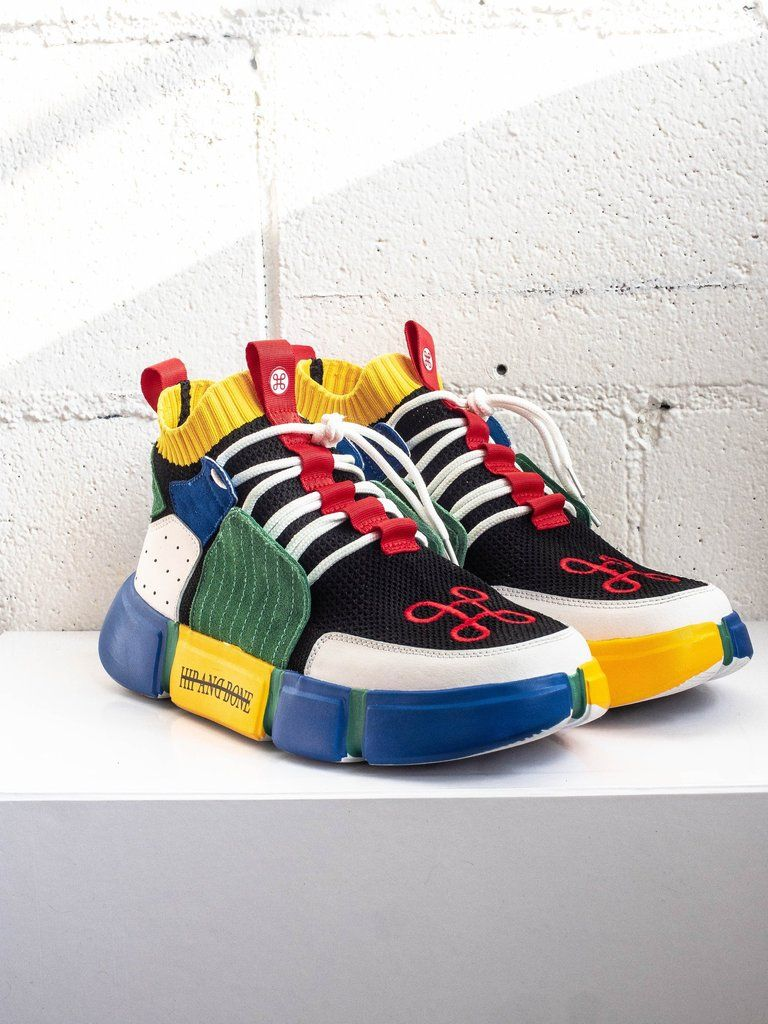 Lego Shoe Multicolor Block Shoes Staple Sneakers Shoes