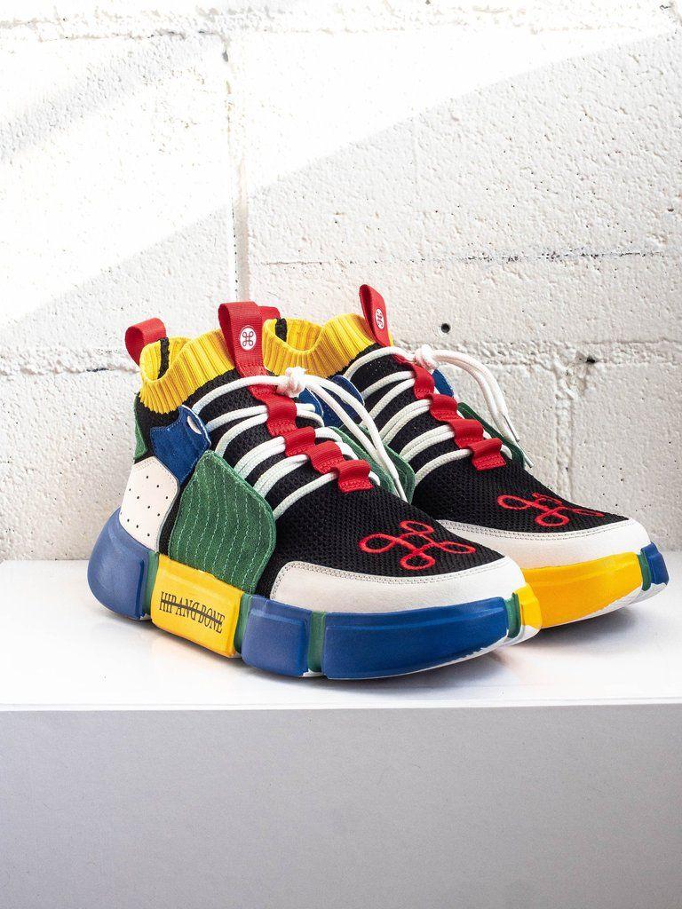 Lego Shoe Multicolor Block Shoes Staple Sneakers Shoes