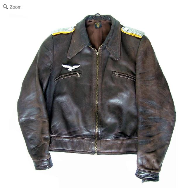 Pin On Leather Flight Jackets