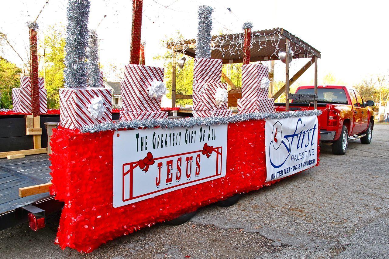 Christmas parade ideas - Church Christmas Float Ideas Google Search
