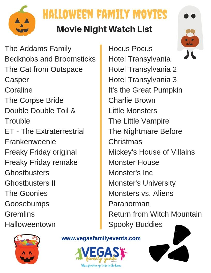 30 Halloween Family Movies Family movies, Bedknobs