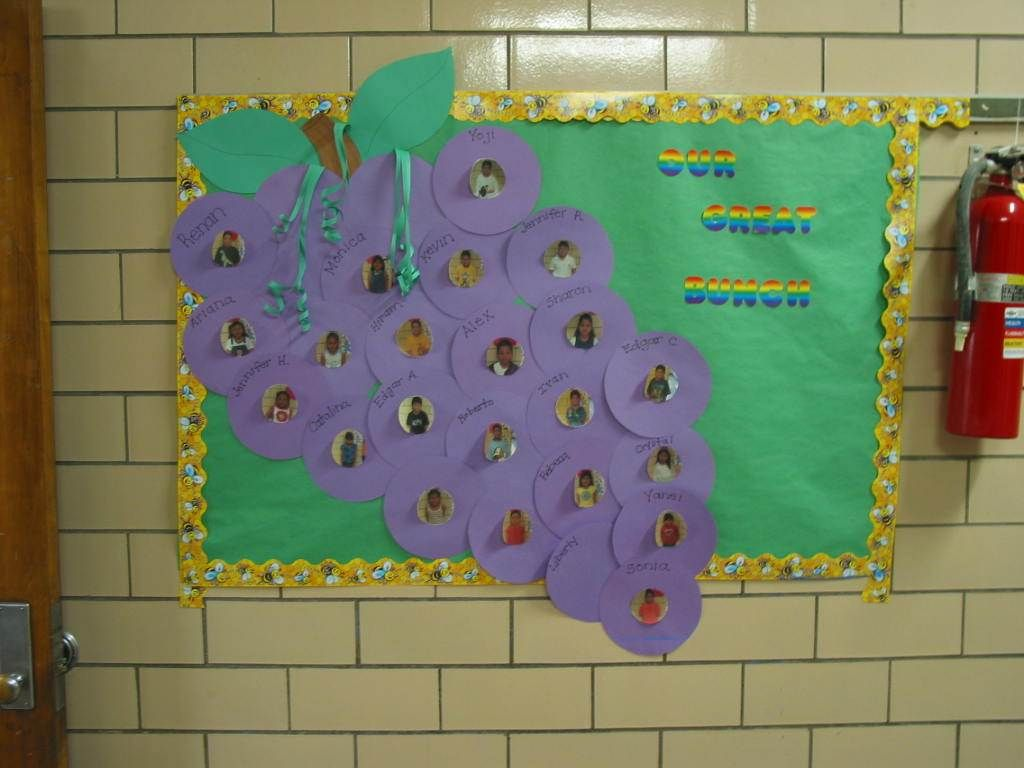 Valentine Bulletin Board Ideas For 2nd Grade September Bulletin Board