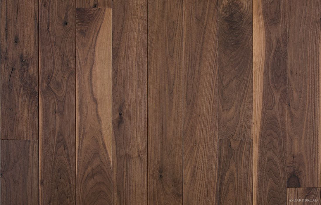 Black walnut flooring walnut hardwood flooring wide for Hardwood plank flooring