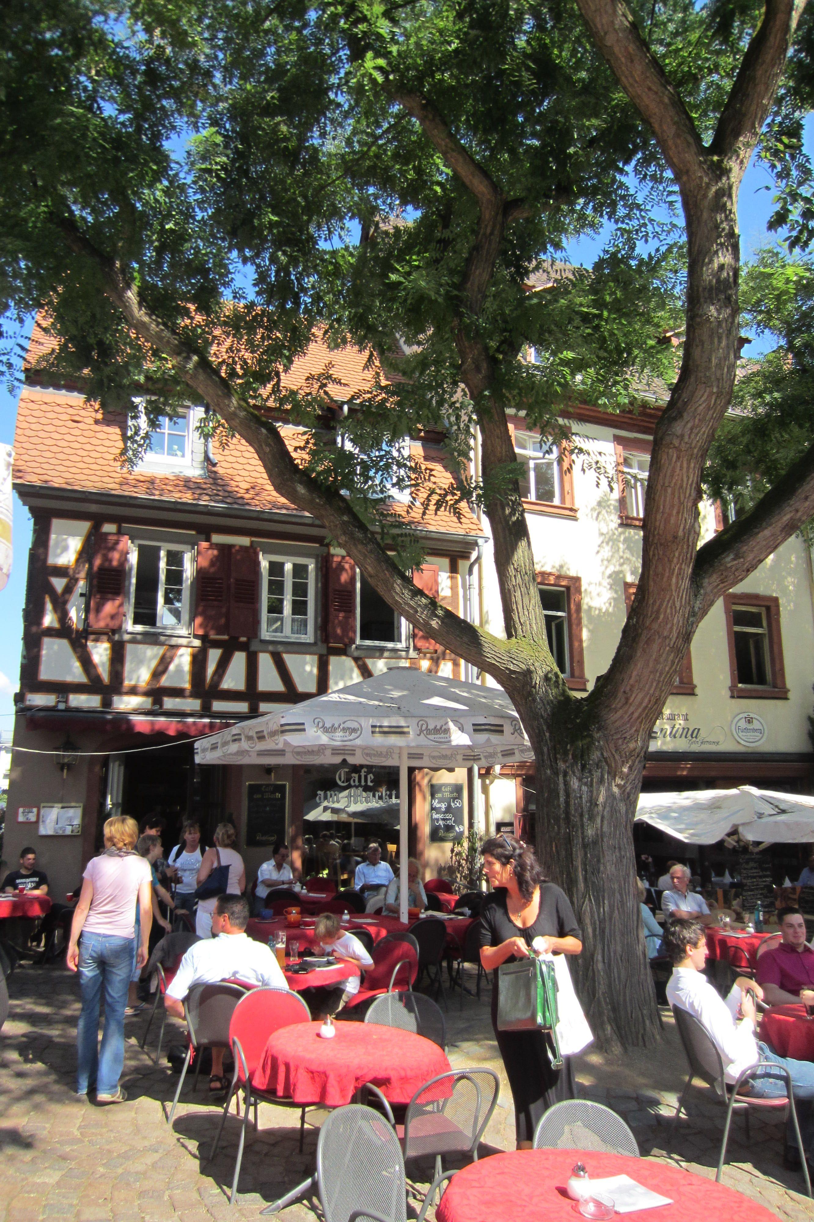Strichmädchen aus Weinheim