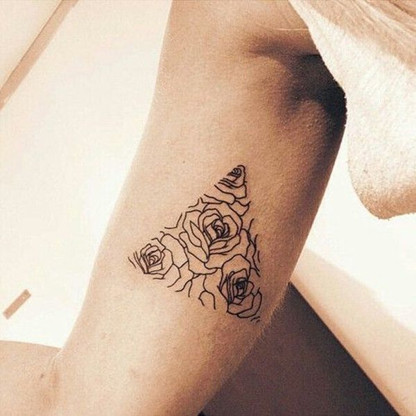 99 Simple Unisex Tattoo Designs Utilizing Linework Tattoos Geometric Tattoo Ink Tattoo