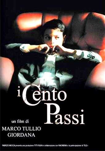Image result for I CENTO PASSI ( 2000 ) POSTER