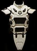 District 9 white armor.