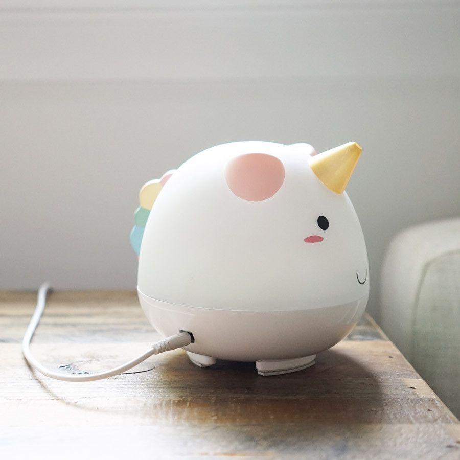 Elodie the Unicorn Humidifier | Unicorns, Diffusers and Water