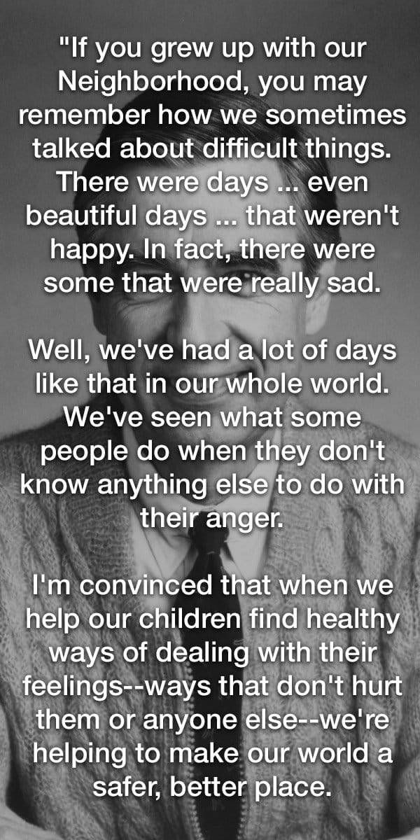 Shared Via Thunder Dungeon App Mr Rogers Beautiful Day Inspirational Quotes