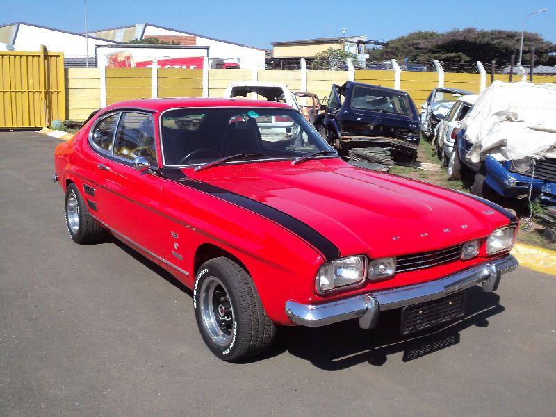 FORD CAPRI V8 | Empangeni | Gumtree South Africa | 144491442 ...