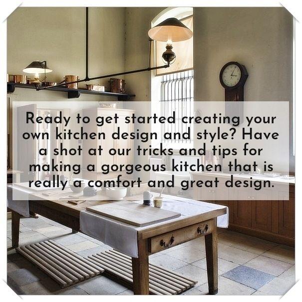 Kitchen Design - Take the First Steps to Success Kitchen