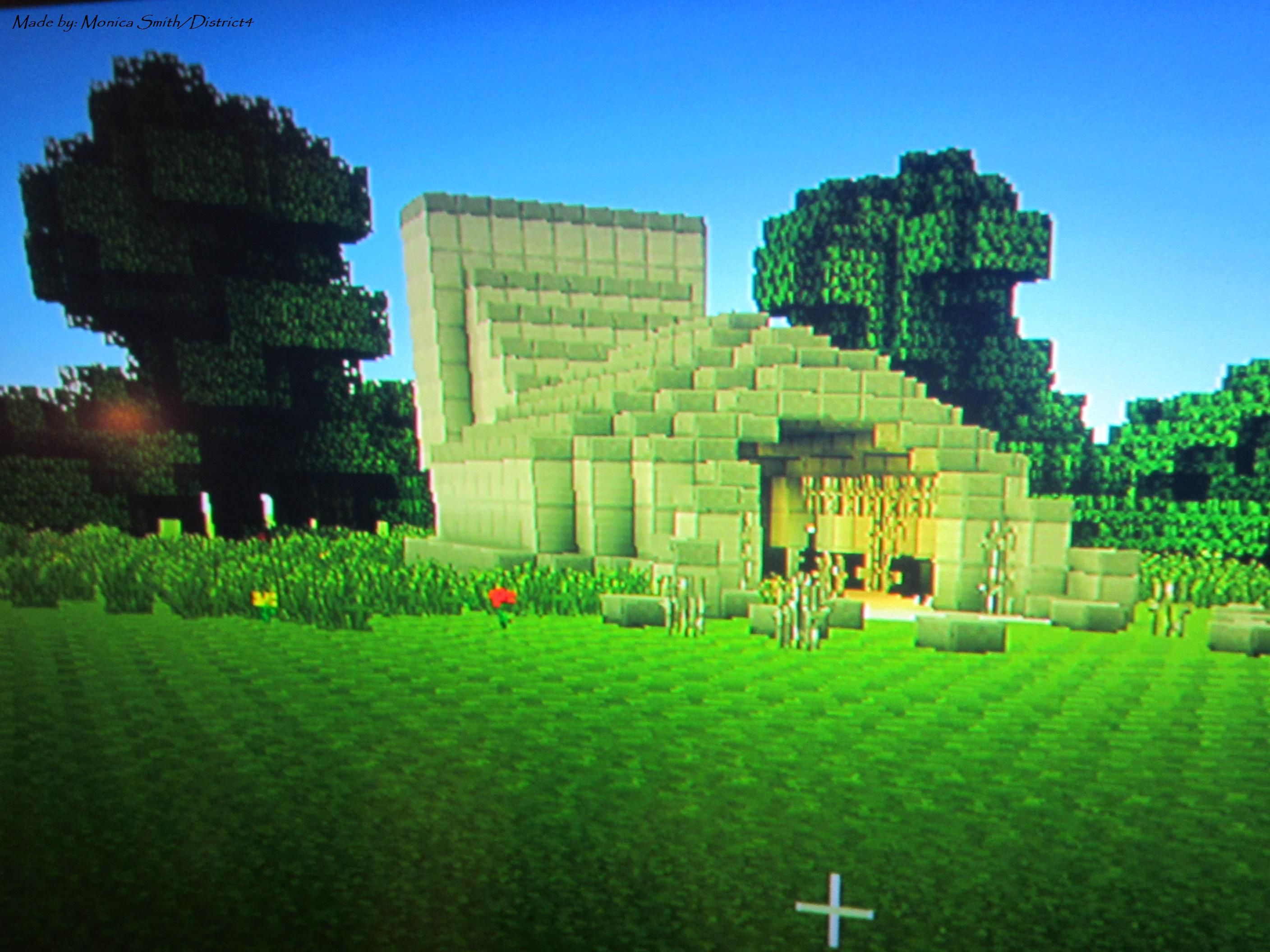 Minecraft Hunger Games Cornucopia Hunger Games House Styles Mansions