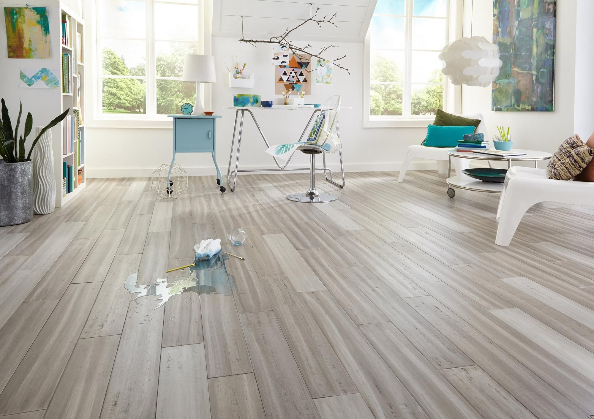 10 Most Popular Types Of Flooring For Living Room
