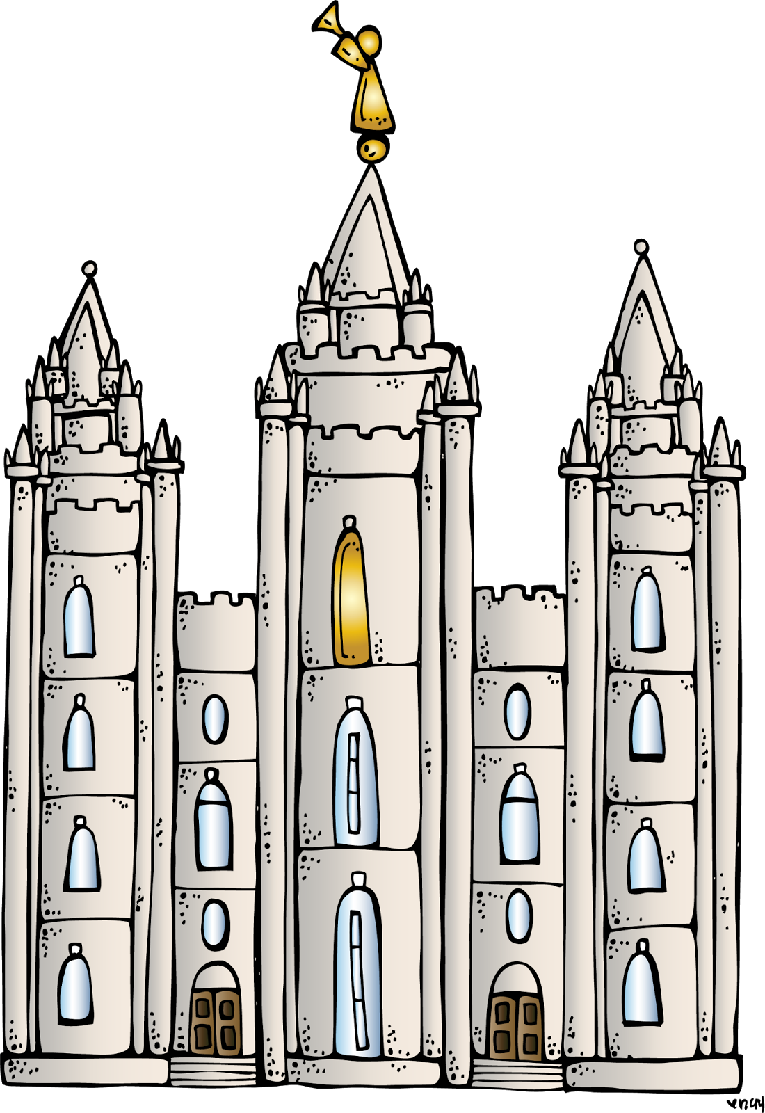 melonheadz lds illustrating i love to see the temple coloring page rh pinterest com