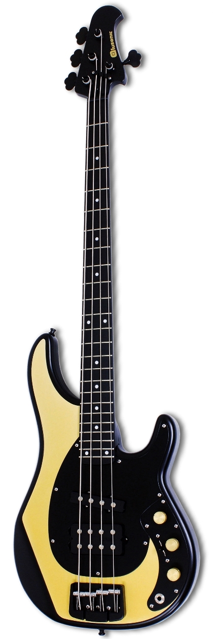 Alusonic David Caraccio Hybrid Signature Bass