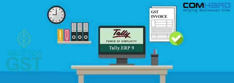 Generate Correct Gst Invoices Using TallyErp  TallyErp