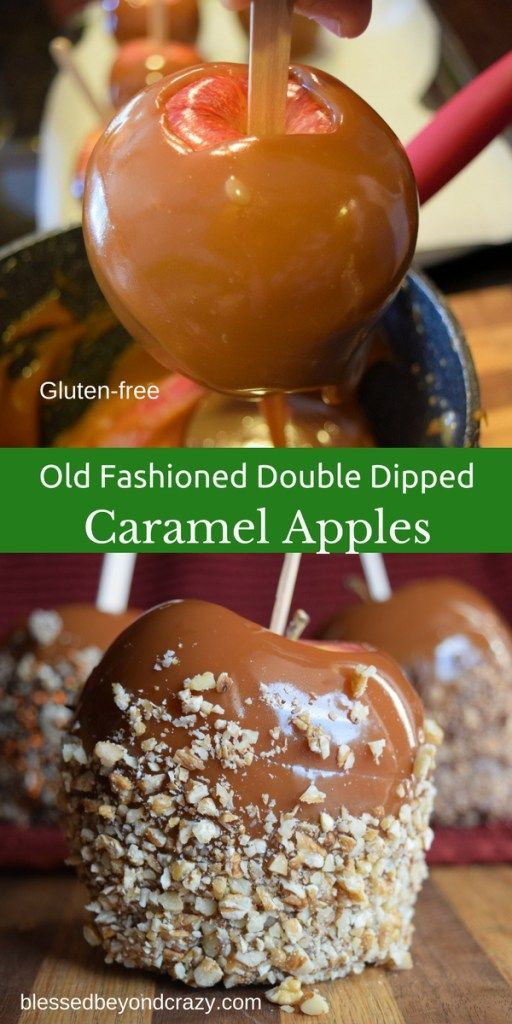 Love this recipe! When I make homemade caramel sauce I know exactly what's going into it. #blessedbeyondcrazy #caramelapples #caramelsauce #caramelapples