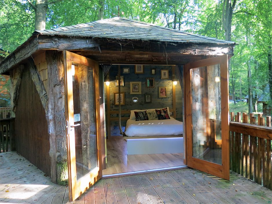 Self Catered Accommodation In Sherwood Forest, England   Forest Holidays |  W A N D E R | Pinterest | Hampshire, Log Cabin Holidays And Vacation