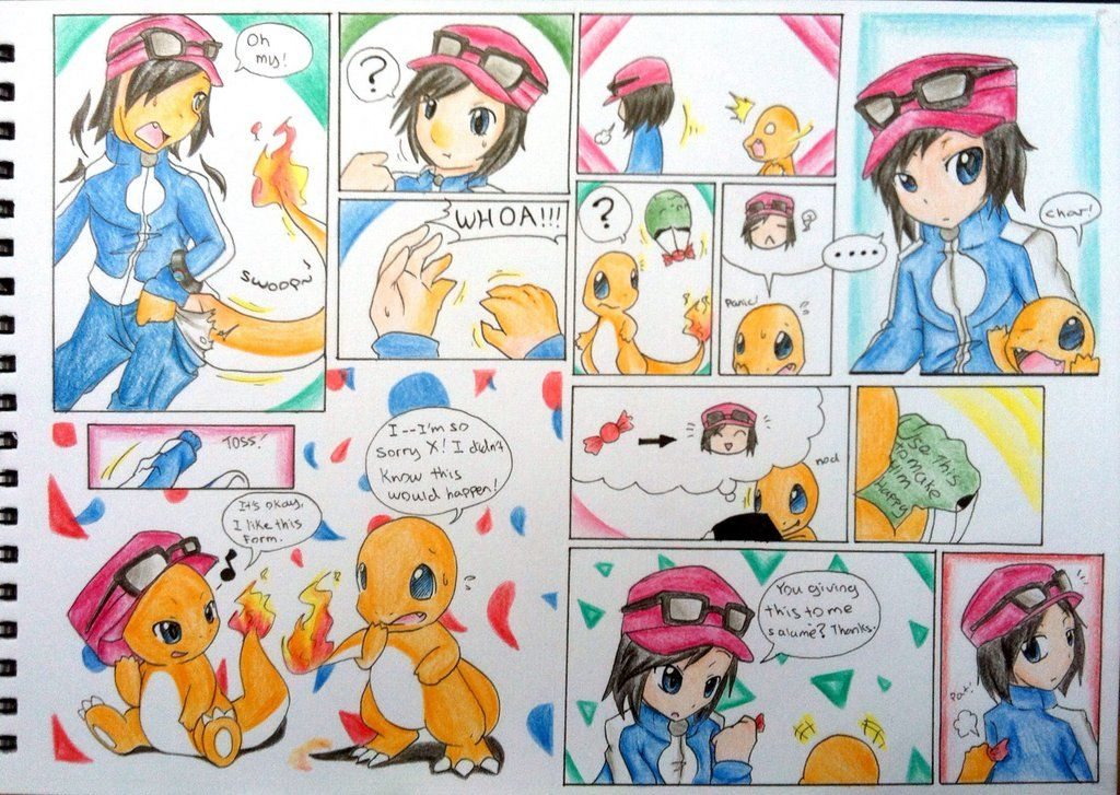 X S Charmander Tf By Lampwick 1940 On Deviantart Turn Into A
