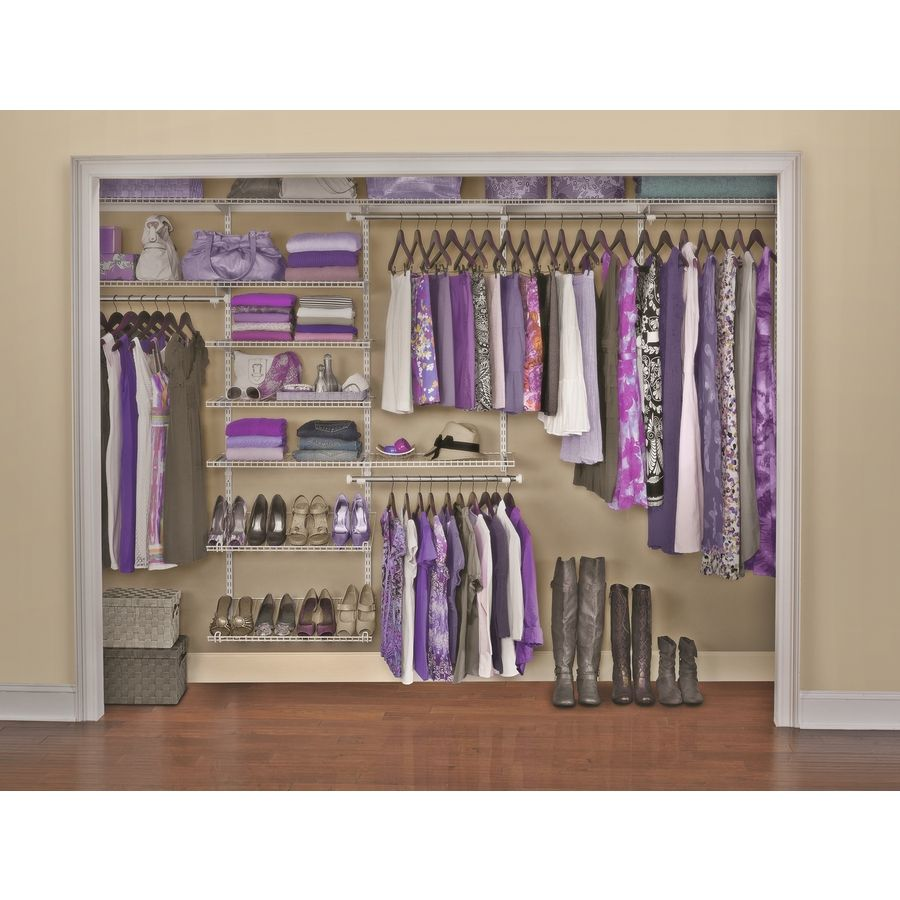 Product Image 4 Clothes Organizer Shelves Rubbermaid Closet