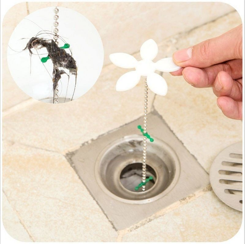 Bathroom Hair Sewer Filter Drain Outlet Kitchen Sink Filter Strainer