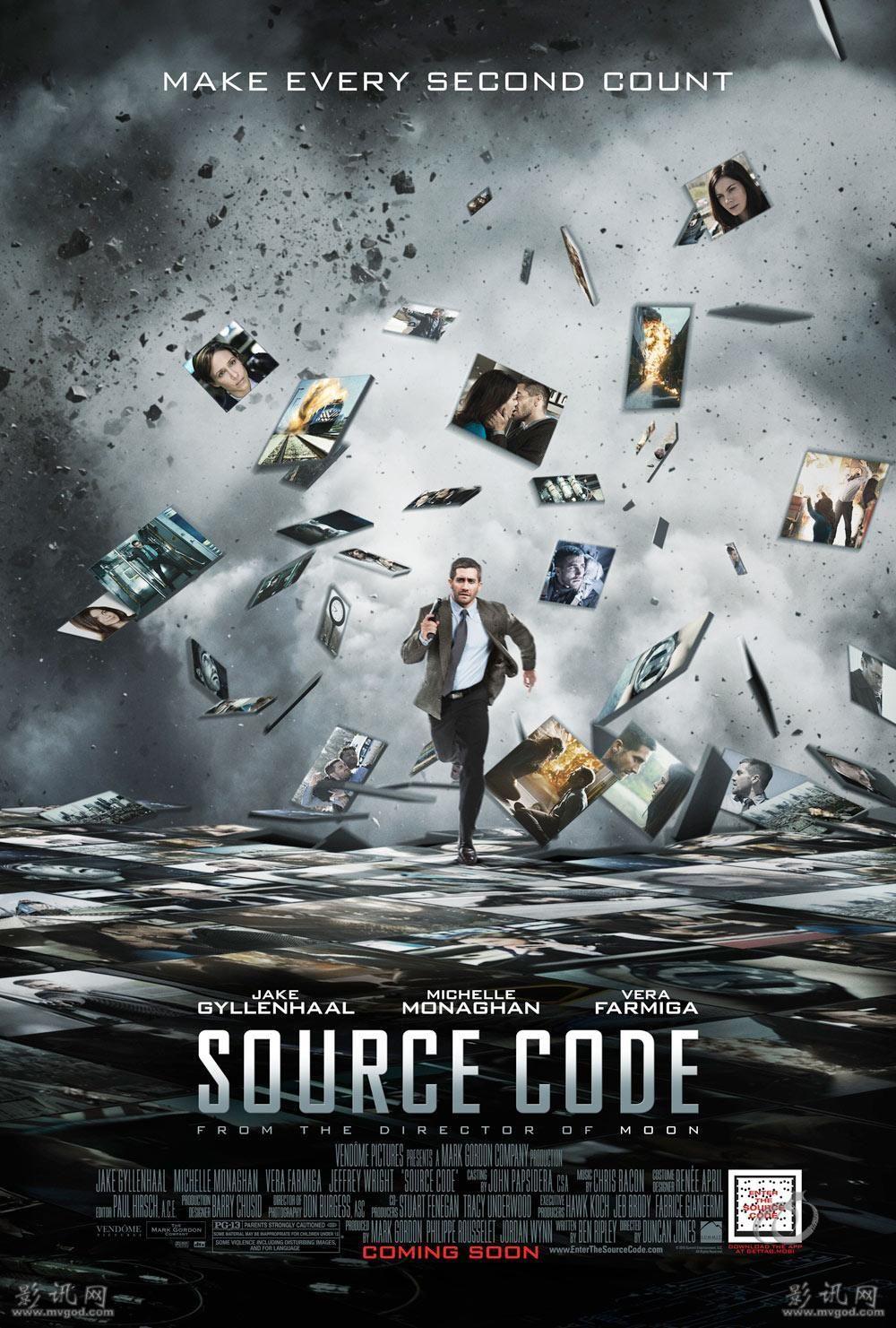 Source code Code movie, Free movies online, Streaming movies