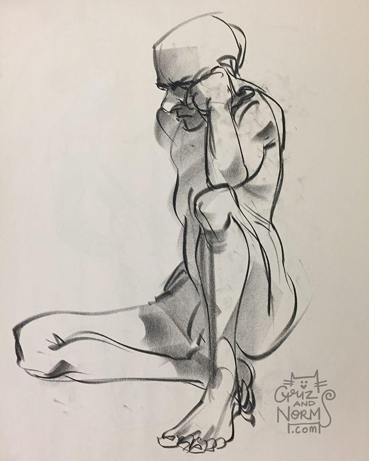 Lifedrawing Figuredrawing Grizandnorm Figure Drawing Life Drawing Figure Drawing Practice