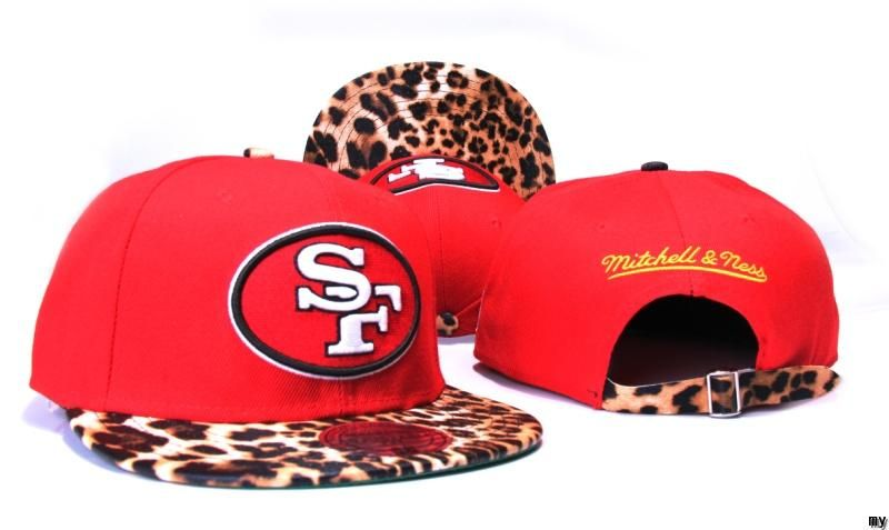 Leopard hat snapback hats