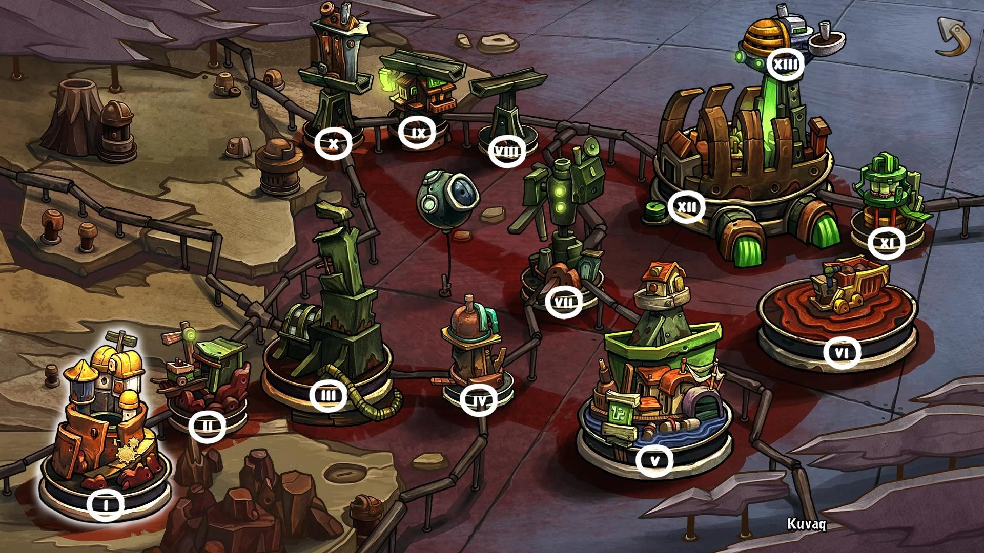 Image result for deponia map Game creator, How to be
