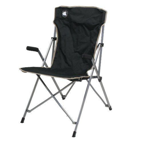 10t Slimboy Faltbarer Camping Stuhl Gepolsterte