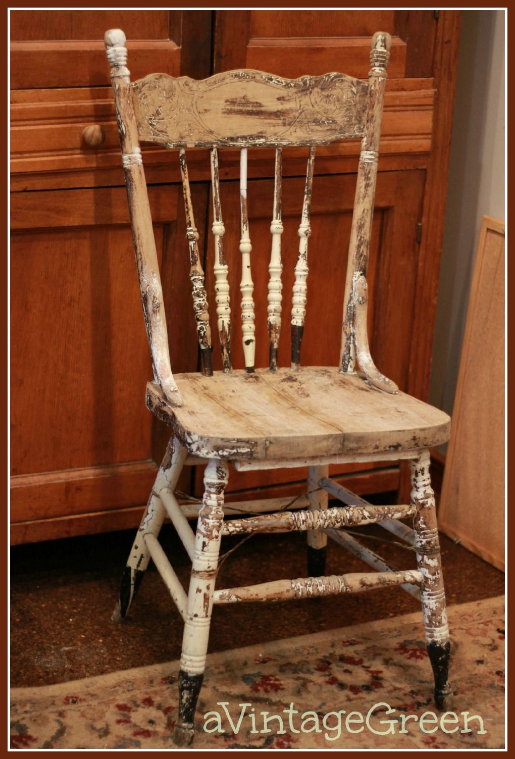 Old wooden chair styles - Old Wooden Chair Styles 1