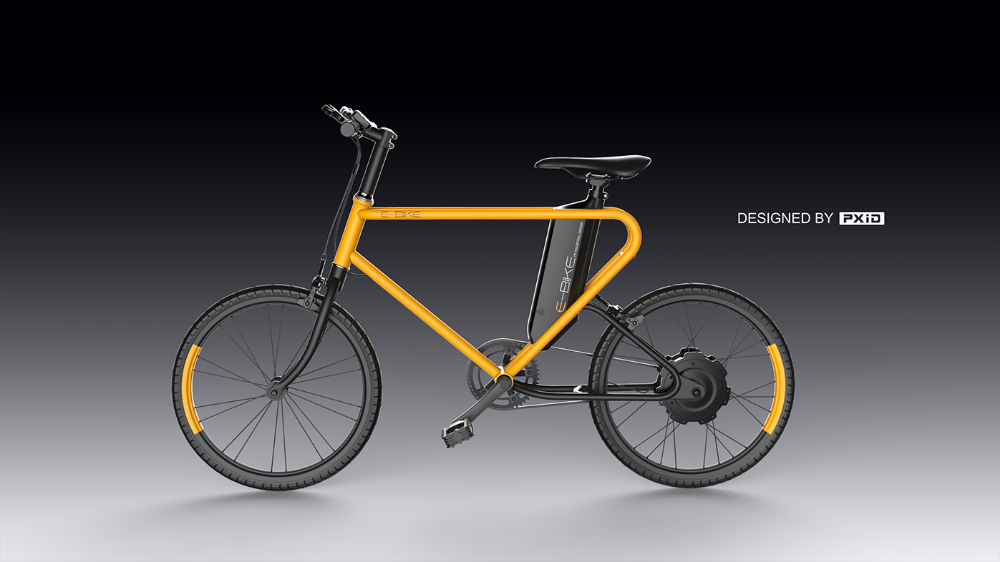 Electric Bicycle Design Option 3 Best Quality 20 Inch Magnesium