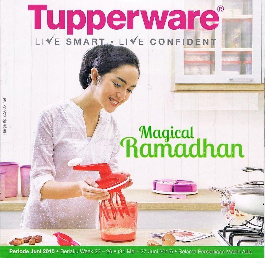 Katalog Promo Tupperware Juni 2015 Tupperware