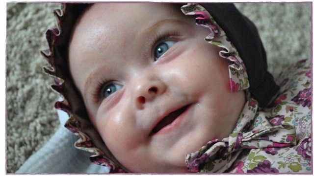 BouBou ' Tik Un des plus beaux bébés que j'ai vus dans un délicieux liberty félicité, qui me parait très adapté pour les bébés.