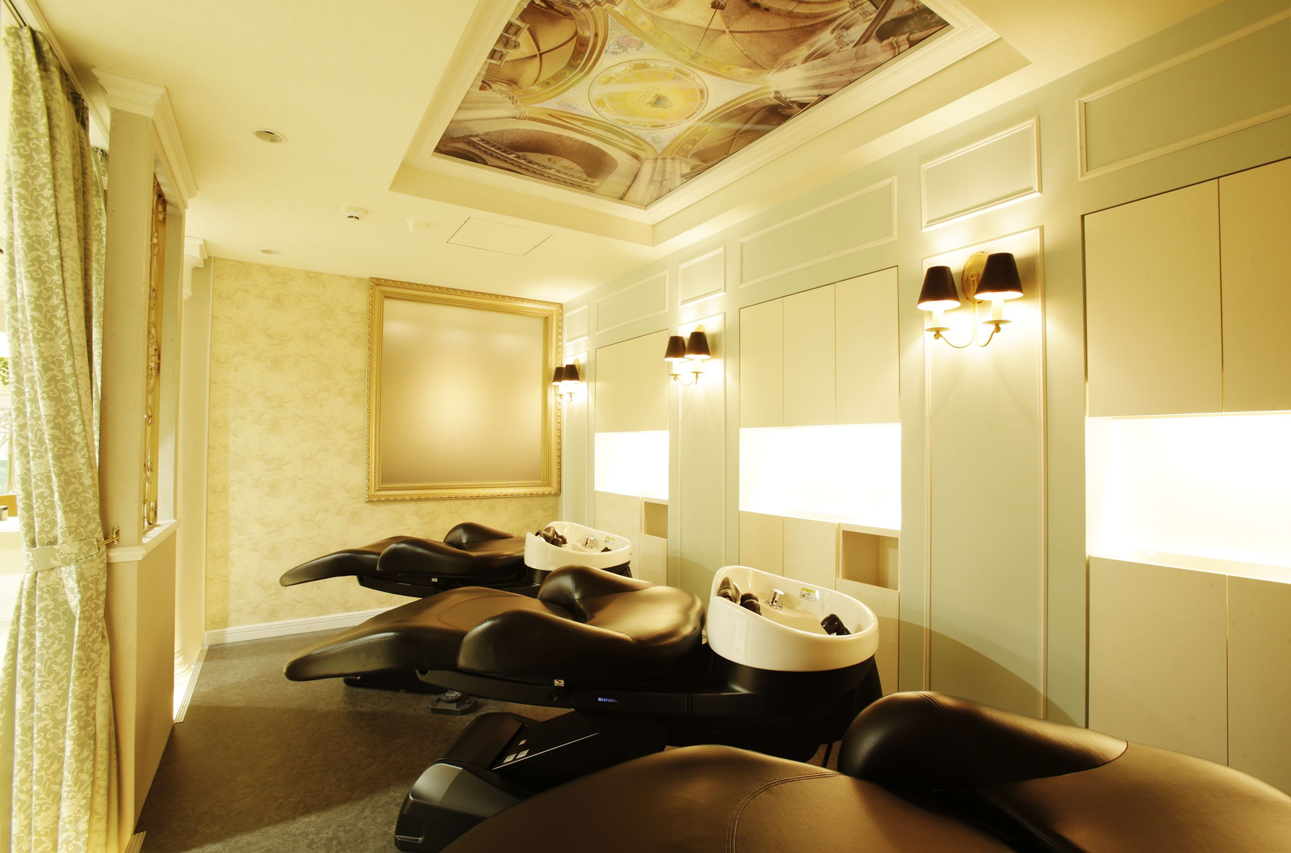 pin beauty salon interior design and decorating ideas from vanity on