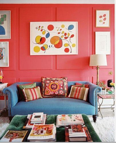 яркая покраска стен | Funny | Pinterest | Living rooms, Room and ...