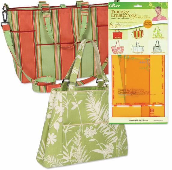 Nancy ziemans favorite bag sewing techniques sewing with nancy trace n create florida bag template by nancy zieman and clover usa maxwellsz