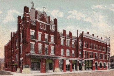 The Old James Hotel In Downtown Wichita Falls Wichitafallscvb