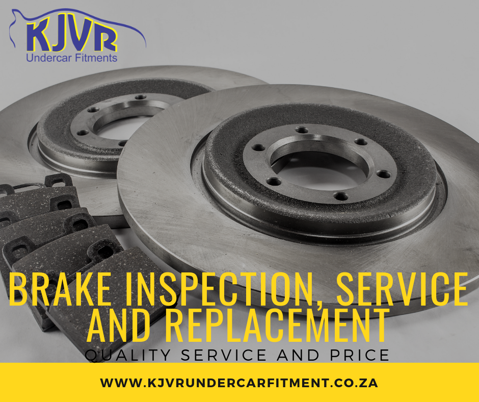 Maintenance Of The Braking System And Symptoms That Something Goes