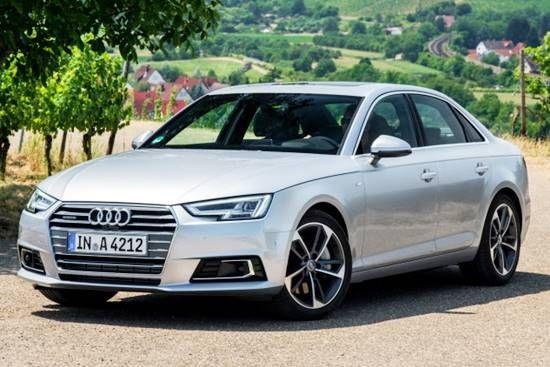 2017 Audi A4 Canada Price 2017 Audi A4 Audi A4 Audi