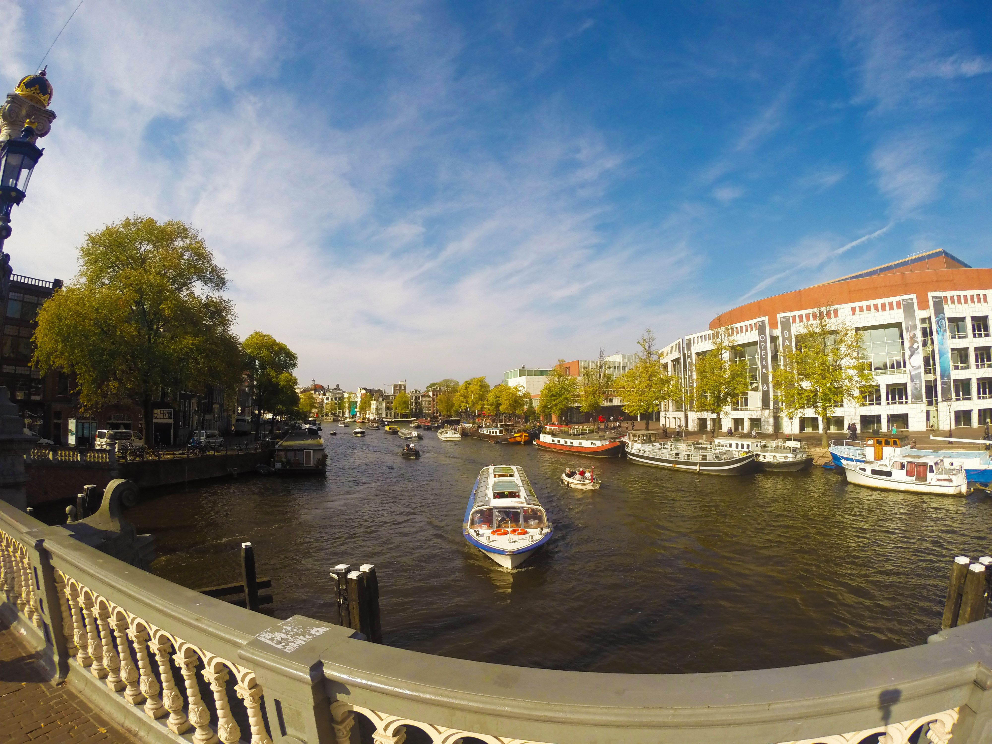 Barcas Ámsterdam