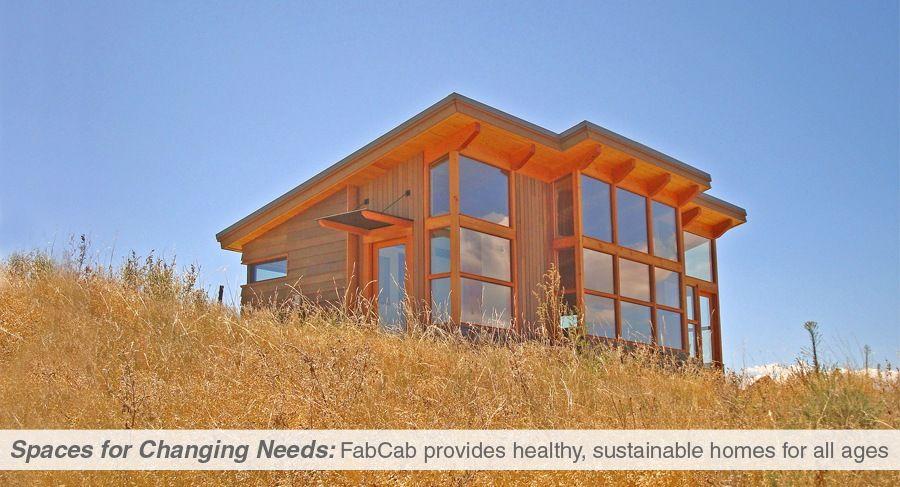 Prefab cabin from fabulous cabins seattle wa 85k for Prefab homes seattle