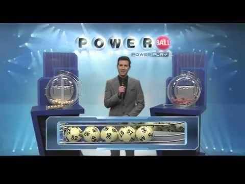 Powerball Results Winning Numbers 12th February 2014