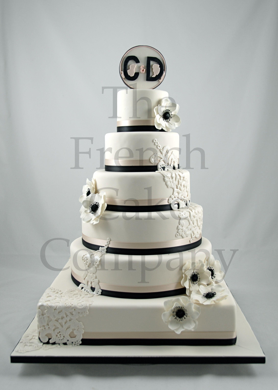 Wedding Cake Dior - Piece Montee Mariage Dior - Bruidstaart ...