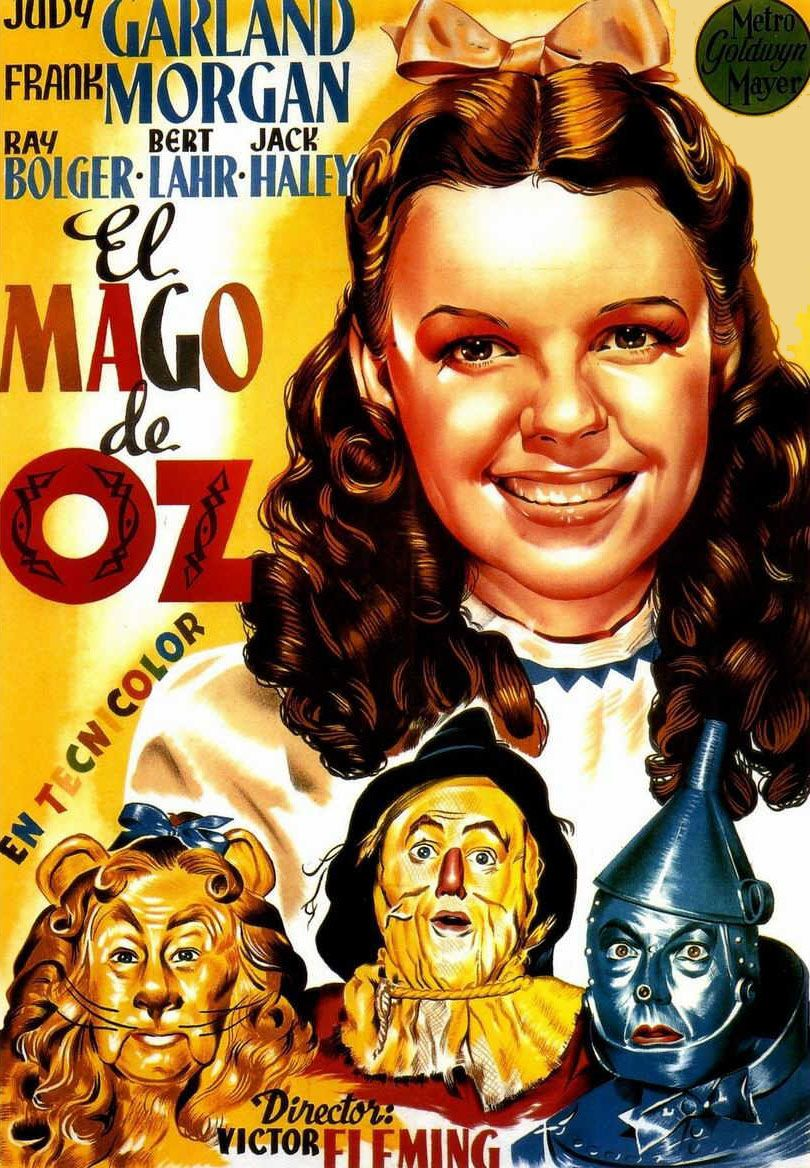 The Wizard of Oz is a 1939 American musical fantasy film