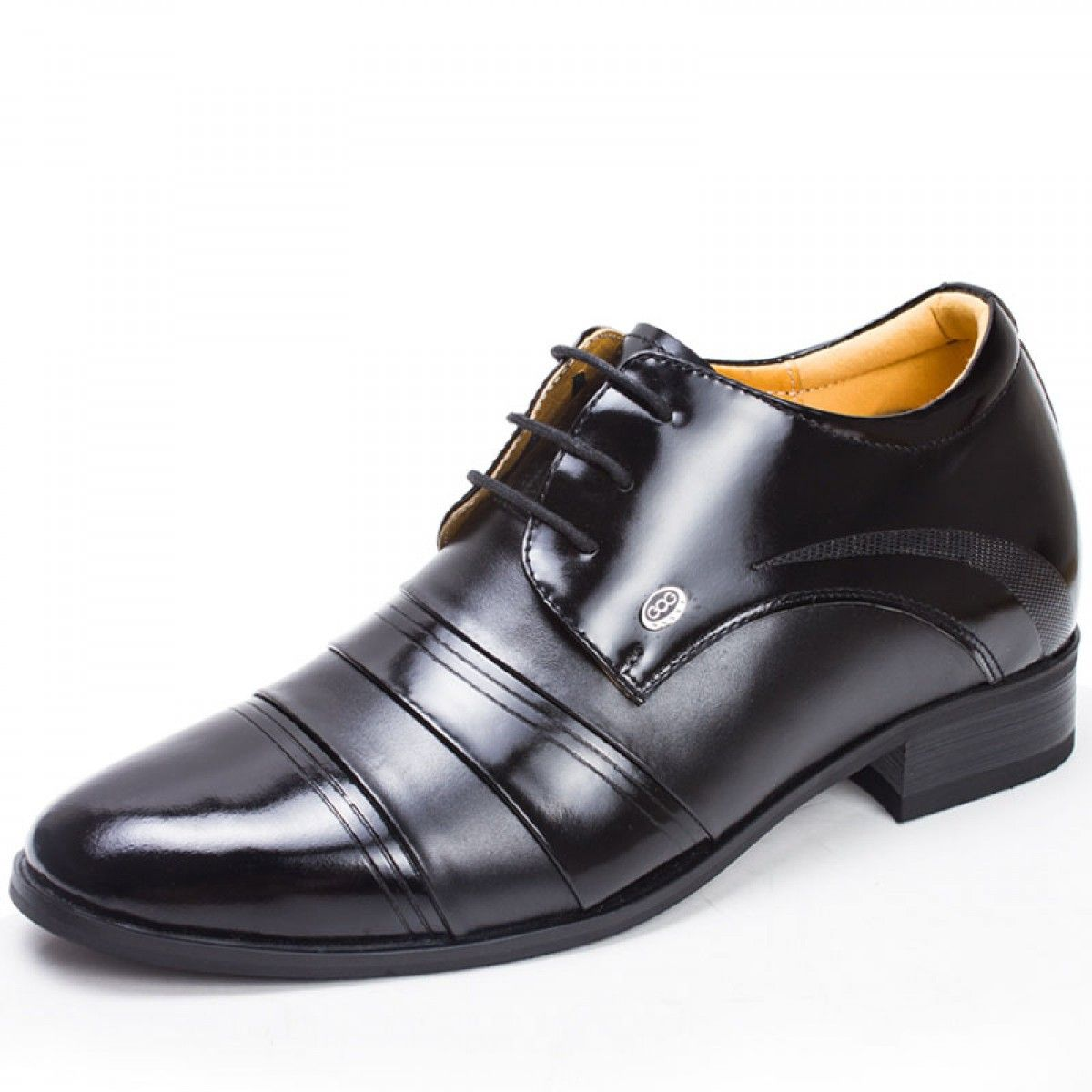 Men Dress Shoes That Make You Taller 3 2inches 8cm Height Increasing Wedding