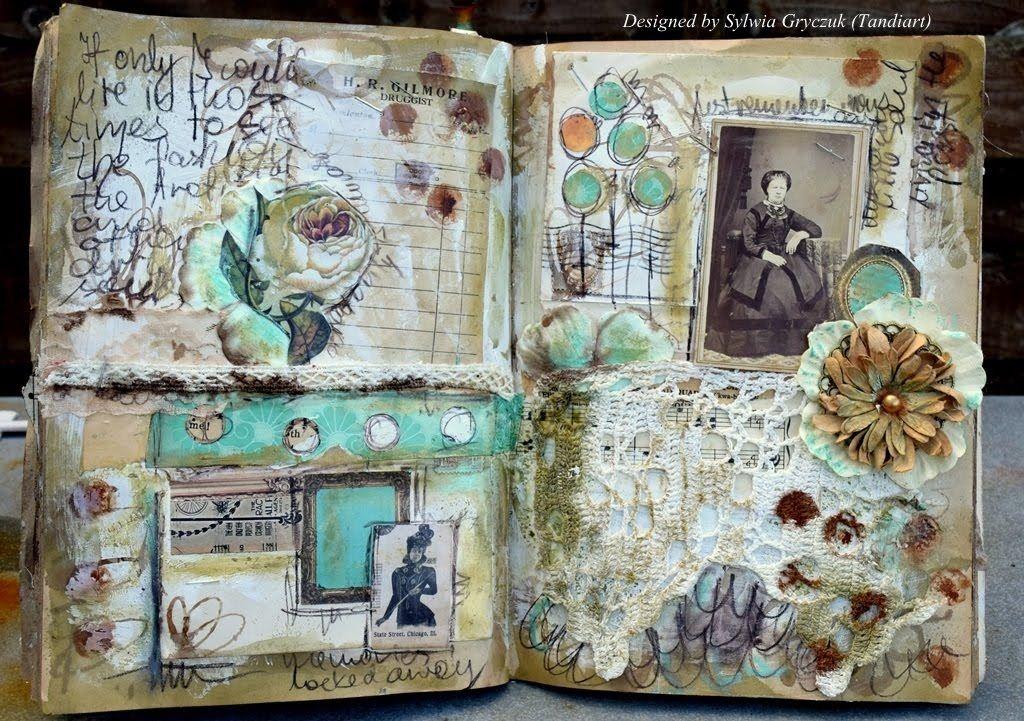 Youtube Art Journal Art Journal Inspiration Art