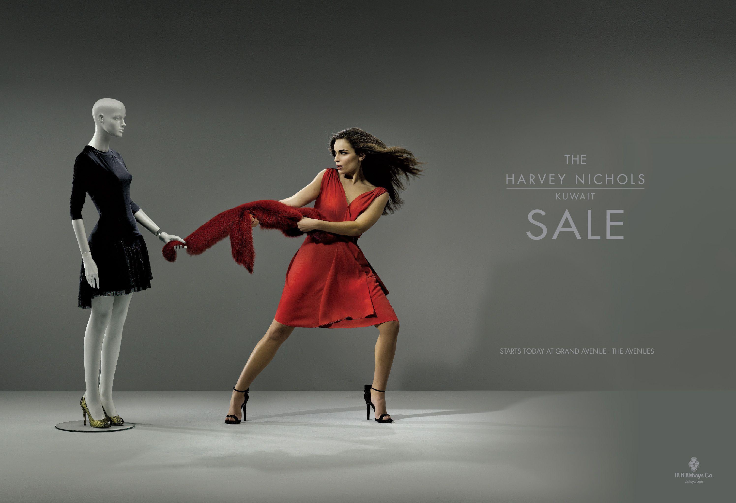 Креативная Реклама Магазина Одежды