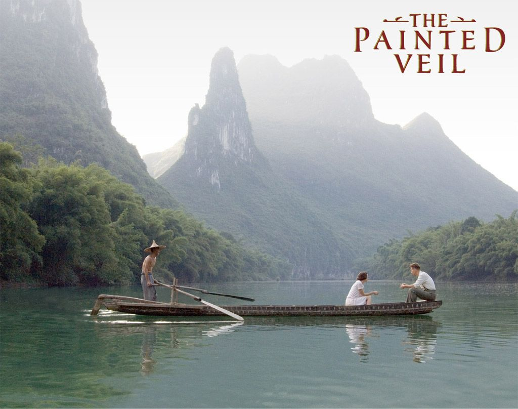 The Film The Painted Veil Took Scenes In Guiin China The Painted Veil Beautiful Film Travel Movies