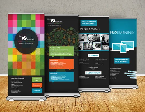 Creative Vertical Banner Design Ideas
